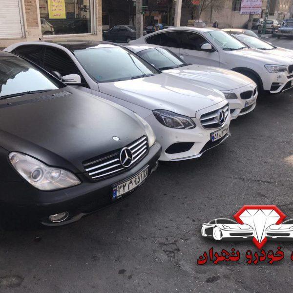 اجاره خودرو مرسدس بنز – Car Rental Mercedes-Benz