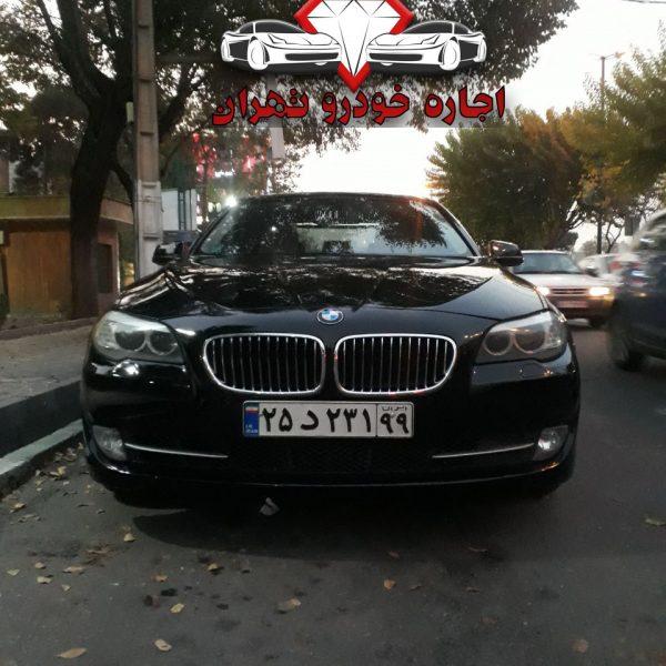 اجاره خودرو بی ام و ۵۲۸ – Car Rental Bmw 528
