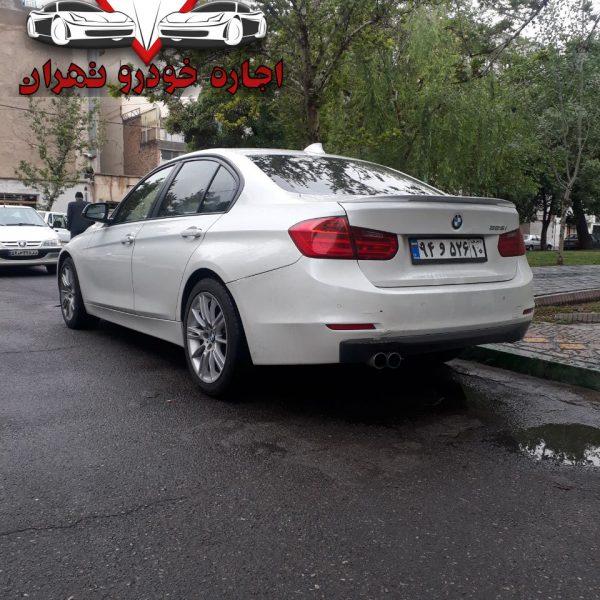 اجاره خودرو بی ام و ۳۲۸ – Car Rental Bmw 328